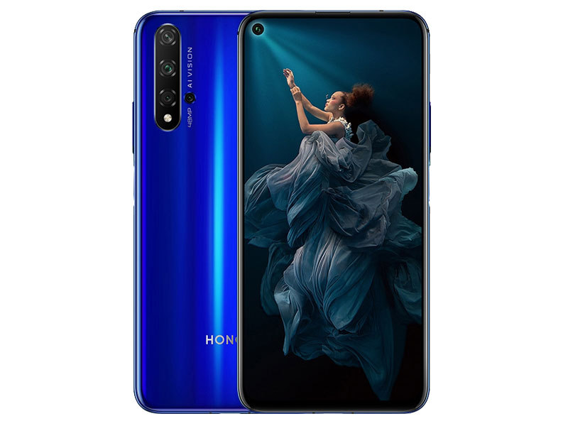 Honor 20 และ Honor 20 Pro