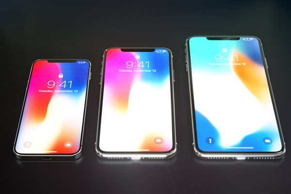 iPhone XS และ iPhone X+
