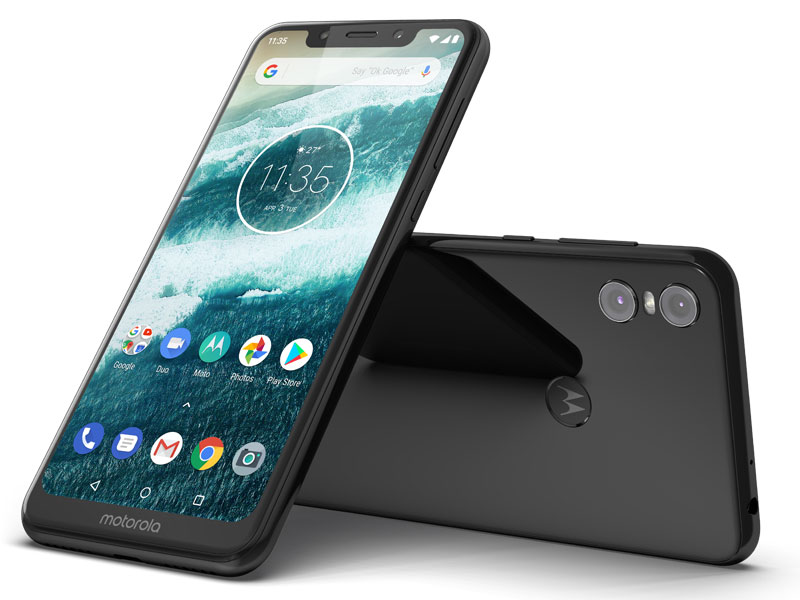 Motorola One และ Motorola One Power