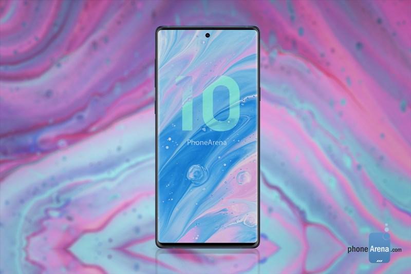 Samsung Galaxy Note 10 และ Galaxy Note 10 Pro