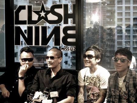 clash ยุบวง