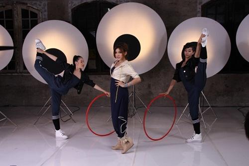 หนูนา หนึ่งธิดา MV เพลง ฮูลาฮูป