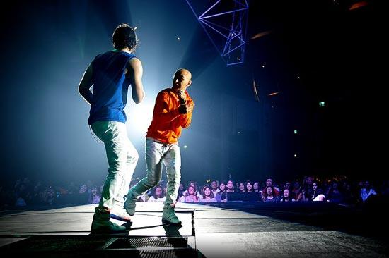 คอนเสิร์ตแร็พเตอร์ 2011