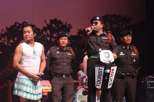 Tourist Police Charity Concert