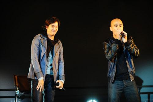 RAPTOR 2011 The Concert