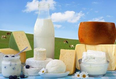 ผลิตภัณฑ์จากนม