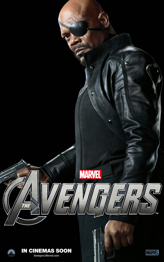 the avengers ตัวละคร