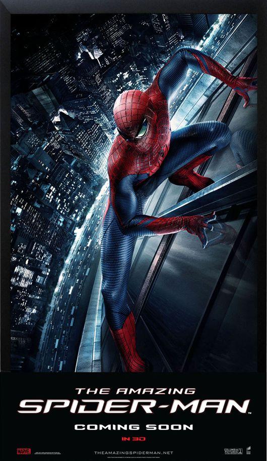 สไปเดอร์ แมน4 the amazing spider-man
