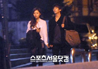 ชินเซคยอง - จงฮยอน