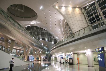 สนามบินอินชอน เกาหลีใต้