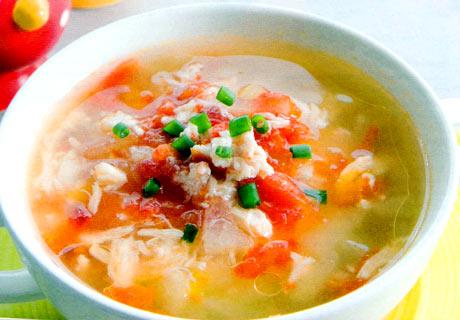 เมนูอาหาร - ซุปไก่ตุ๋น