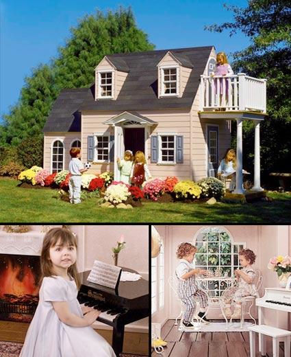Lilliput Play Homes - บ้านของเล่น