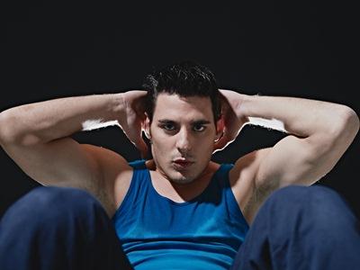 ผู้ชาย ออกกำลังกาย