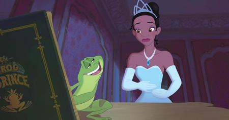 มหัศจรรย์มนต์รักเจ้าชายกบ The Princess and the Frog /หนังการ์ตูน