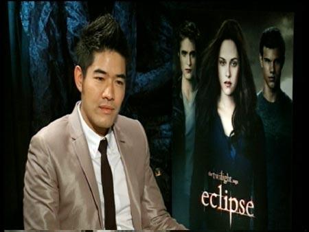 อินไซด์ ดารา แวมไพร์ ทไวไลท์ 3 อีคลิปส์ The Twilight saga eclipse ในวู้ดดี้เกิดมาคุย