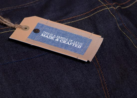 Levi's Made & Crafted SS12