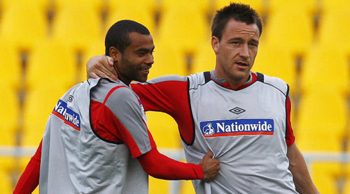 Ashley Cole - John Terry