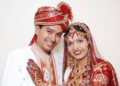 ประเพณีแต่งงานแบบอินเดีย