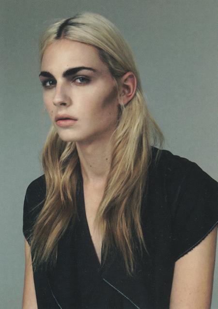 aj8 แอนเดร็จ เปจิค นางแบบหนุ่มหน้าสวย