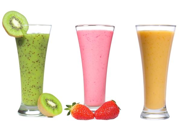 น้ำผลไม้เพื่อสุขภาพ