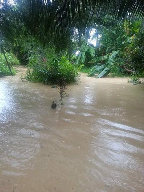 น้ำท่วมชลบุรีล่าสุด