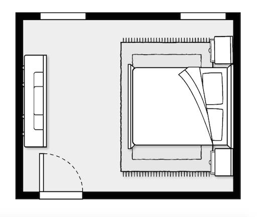 วิธีจัดแปลนห้องนอนตามหลักฮวงจุ้ย ให้ชีวิตมีแต่สิ่งดี ๆ