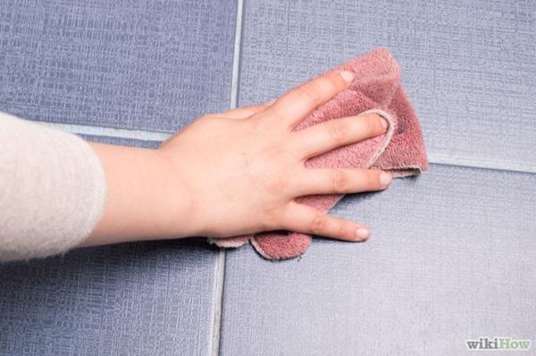 วิธีทำความสะอาดและลงยาแนวใหม่ ให้ห้องน้ำสะอาดใสไร้ร่องดำ