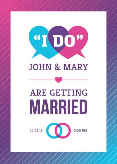 10 แบบการ์ดแต่งงานสวยหวาน แฝงดีเทลชวนมอง