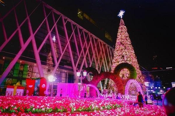 ชมต้นคริสต์มาสใหญ่ที่สุดในประเทศไทย ณ เซ็นทรัลเวิลด์
