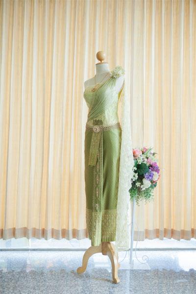 10 ชุดไทยแต่งงานโทนหวาน เข้ากับเจ้าสาวทุกสไตล์