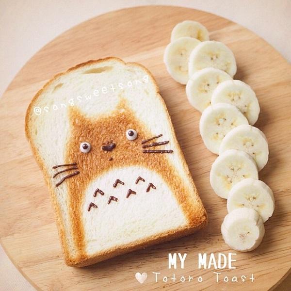 วิธีทำลายบนขนมปังปิ้ง