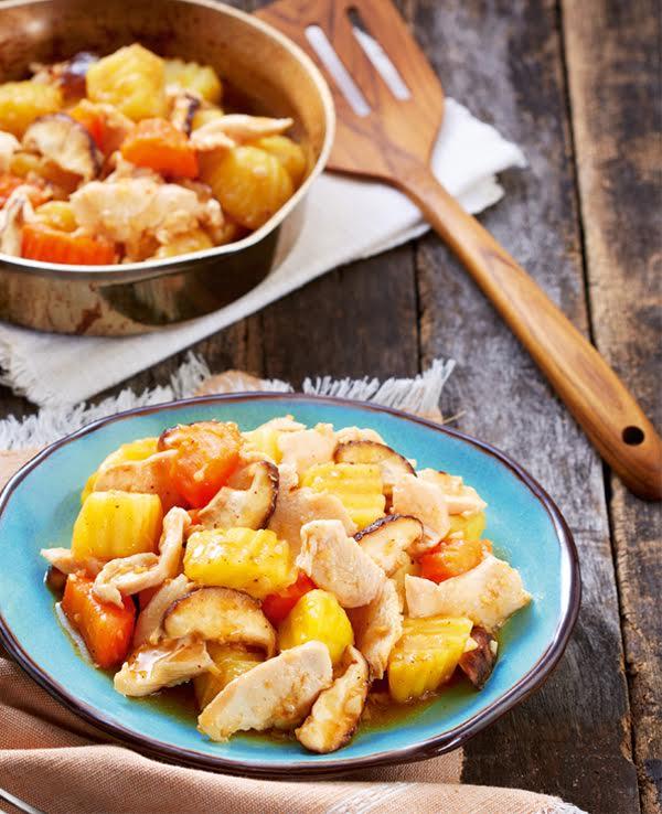 17 สูตรอาหารคลีนเมนูอกไก่