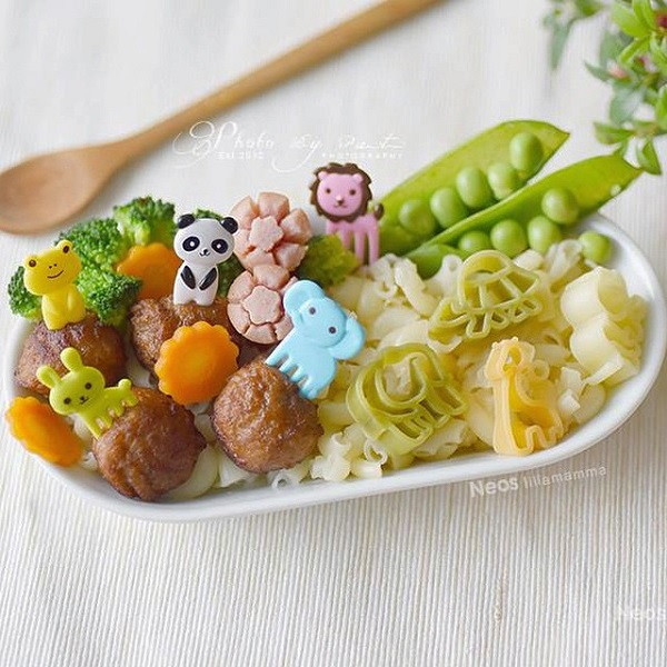 20 เมนูอาหารสุดน่ารัก