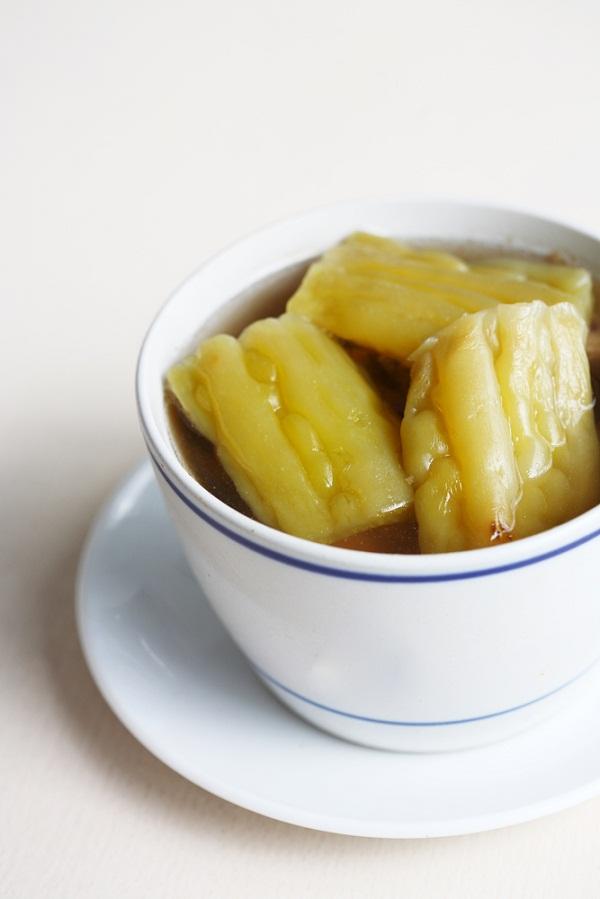 7 สูตรอาหารเจเมนูต้ม ซดคล่องคอแคลอรีต่ำ อิ่มสบายหัวใจสีขาว