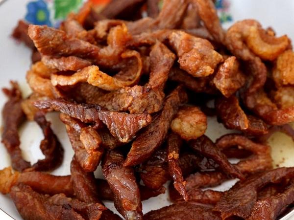 เมนูเนื้อ วิธีทำเมนูจากเนื้อวัว อาหารไทยทำได้หลากหลาย ล้างท้องพร้อมลุย