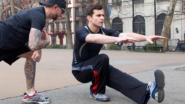 วิธีสร้างกล้ามเนื้อขา