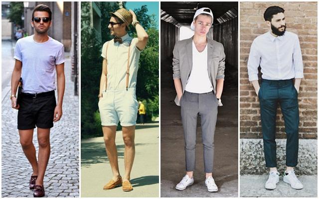 แฟชั่นเสื้อเข้าในกางเกง