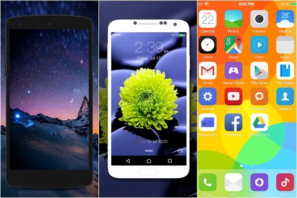 4 แอพฯ เปลี่ยน Android ให้เป็น iPhone