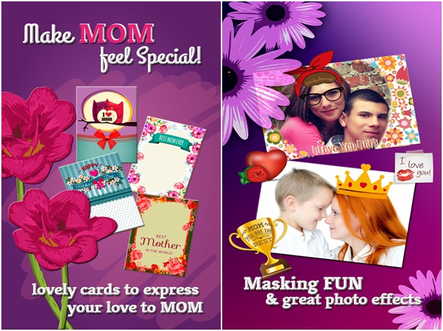5 แอพฯ วันแม่ สำหรับลูก ๆ