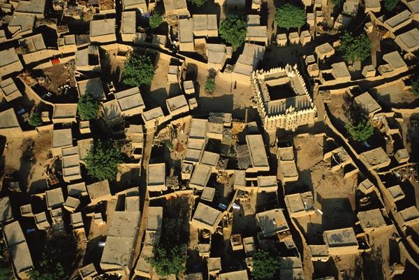 หมู่บ้านริมแม่น้ำ, ไนเจอร์