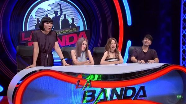 ม้า อรนภา จัดหนัก หลังเจอ ก็อต La Banda Thailand
