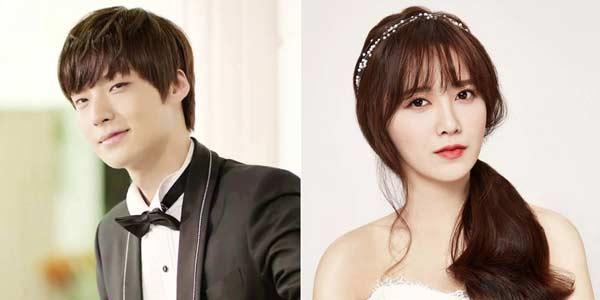 อันแจฮยอน คูฮเยซอน แต่งงาน