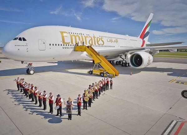 เปิด 10 อันดับสายการบินที่ดีที่สุดในโลก 2559-เอมิเรตส์ ครองแชมป์