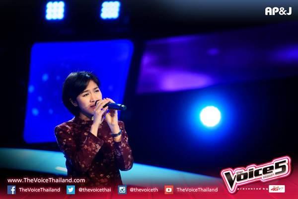 คิม คิมิโกะ มัชฌิมา สาวเสียงหวานใน The Voice 5
