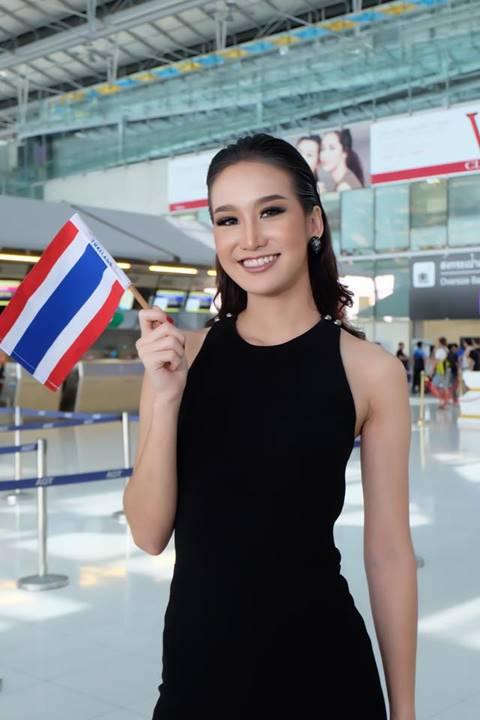 เทียน อัจฉรี คว้ารางวัลชุดประจำชาติยอดเยี่ยม Miss Earth 2016