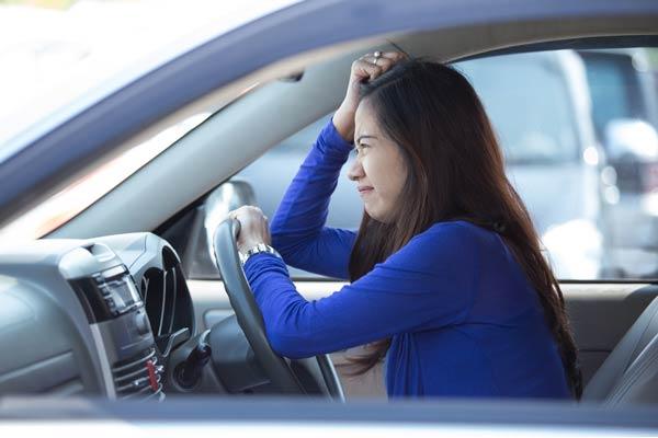 ขับรถนาน ๆ ทำให้อ้วนได้