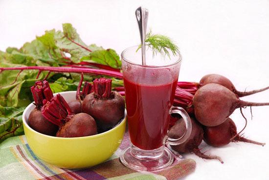 สูตรน้ำผักเพื่อสุขภาพ