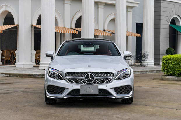 Mercedes Benz C-Class Coupe 2017