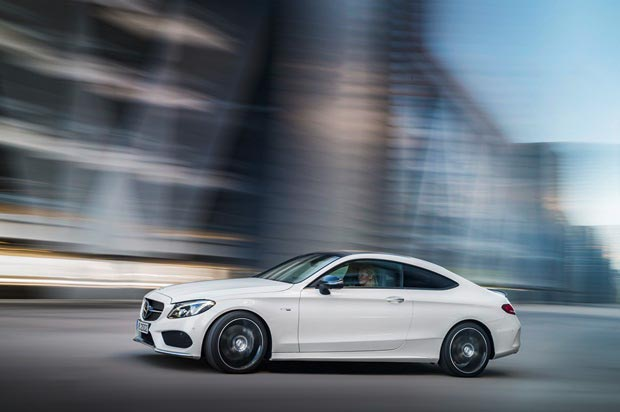 Mercedes-AMG C43 4MATIC Coupe