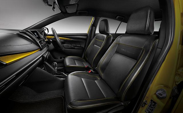 Toyota Yaris 2016 TRD Sportivo
